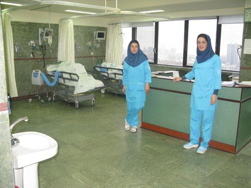اتاق عمل دکتر امیری